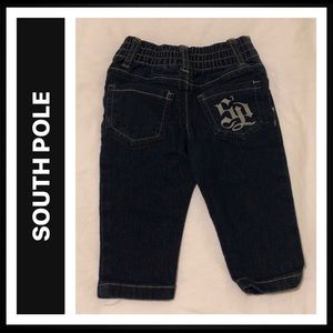 South Pole Soft Knit Denim Jeans